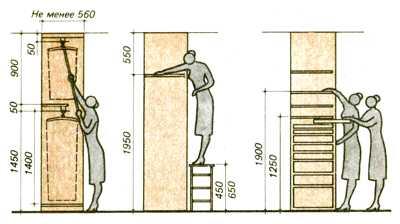 Как уменьшить шкаф своими руками